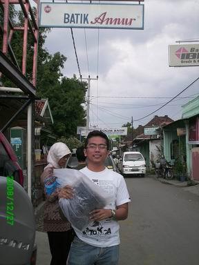 butik batik kenalan mahasiswa mamah